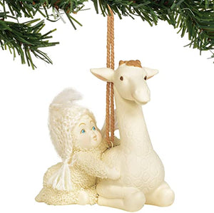 Department 56 Snowbabies Peaceful Kingdom Collection Giraffe Ornament