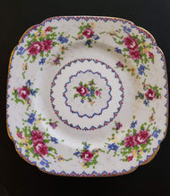 Load image into Gallery viewer, Royal Albert Petit Point 6-inch Bread & Butter Plate. Made in England