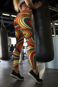 Multicolored Legging