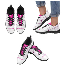 Load image into Gallery viewer, Pink Wakerlook Women's Breathable Sneakers