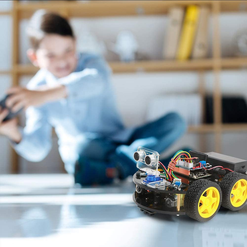 Hummer-Bot Robotics Learning Kit