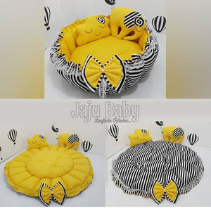 Mr. Buzz Play Bed