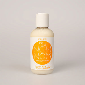 Baby Bath – Aloe Vera and Orange Blossom - 160ml