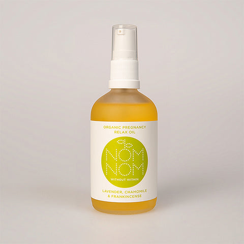 Relax Oil – Lavender, Chamomile and Frankincense
