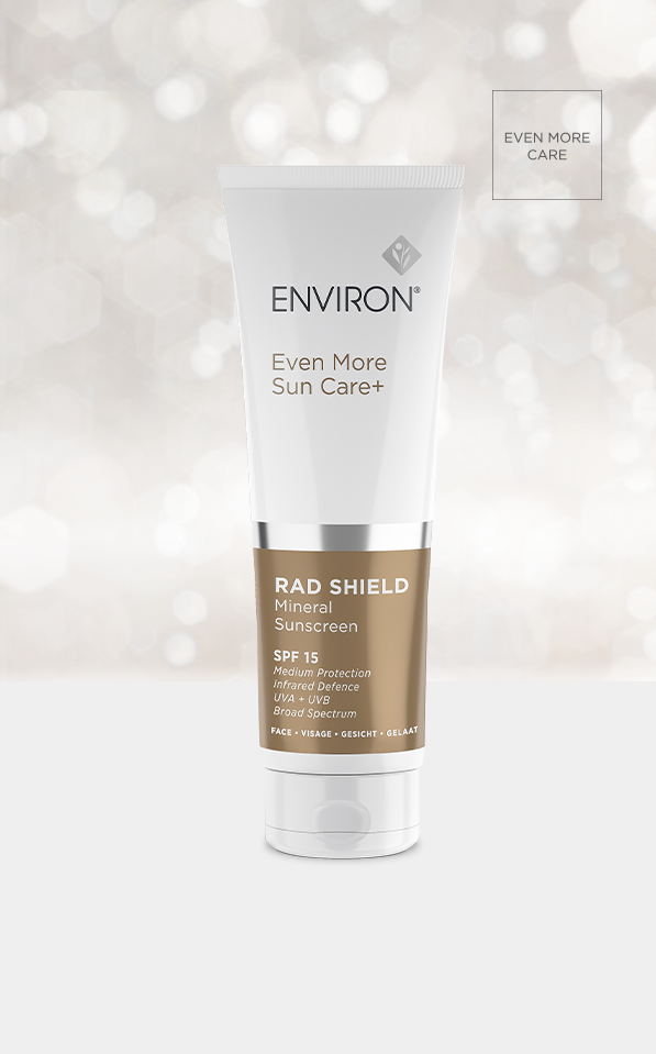 ENVIRON RAD SHIELD MINERAL SUNSCREEN SPF 15