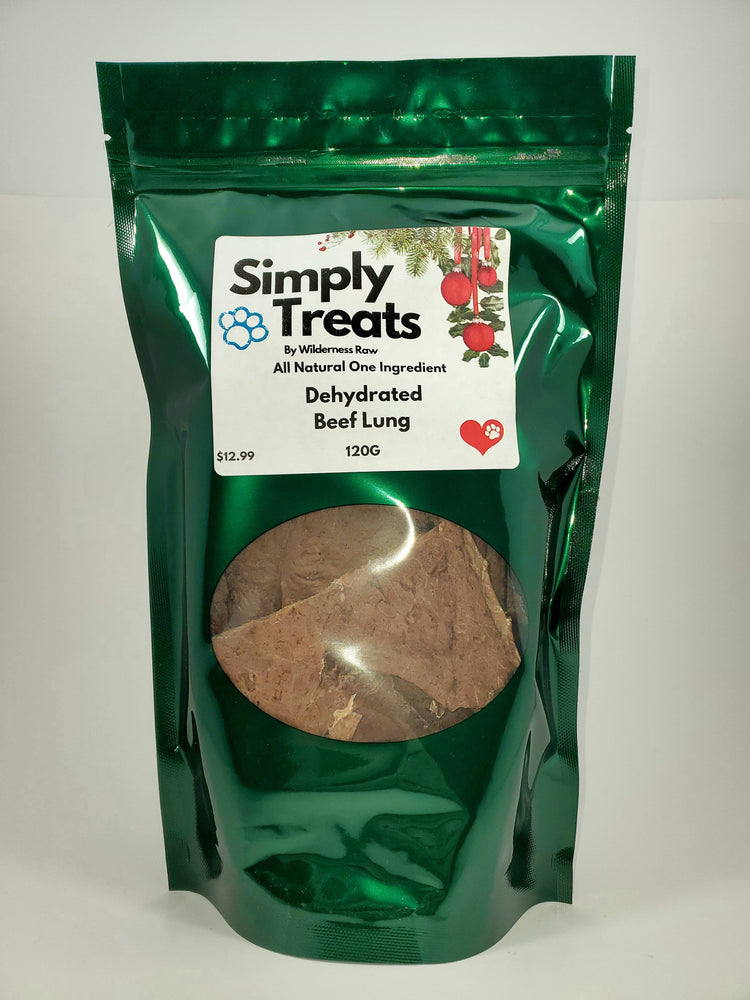 Simply Treats - Dehydrated Beef Lung