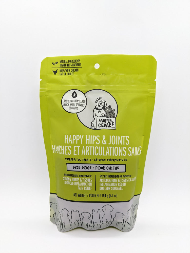 Maple & Cedar - Happy Hips & Joints for Dogs