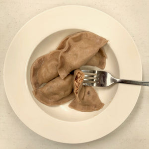 Limited Edition: TimTam and Ricotta Cheese Pierogi