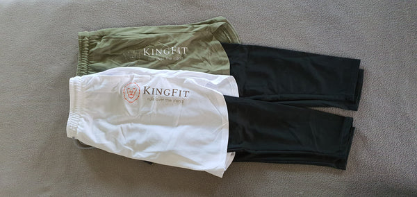 Kingfit Trainer Shorts