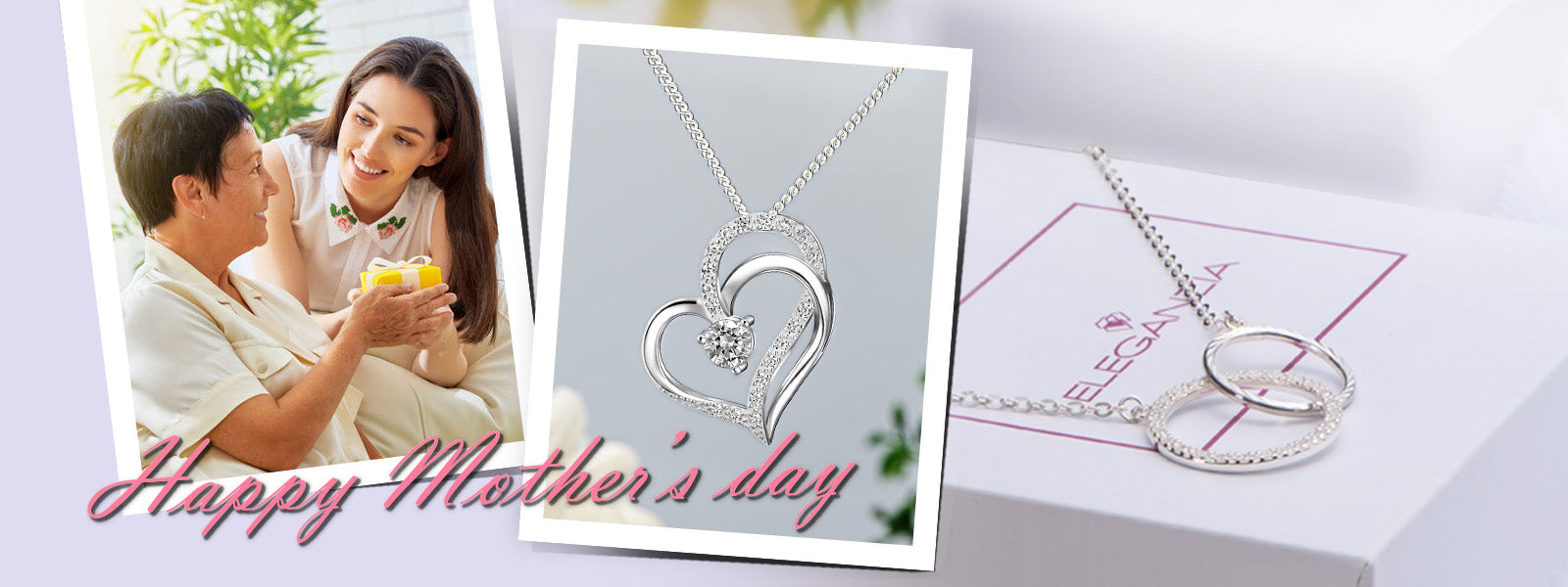Eleganzia Jewelry Mother's Day Gifts Idea