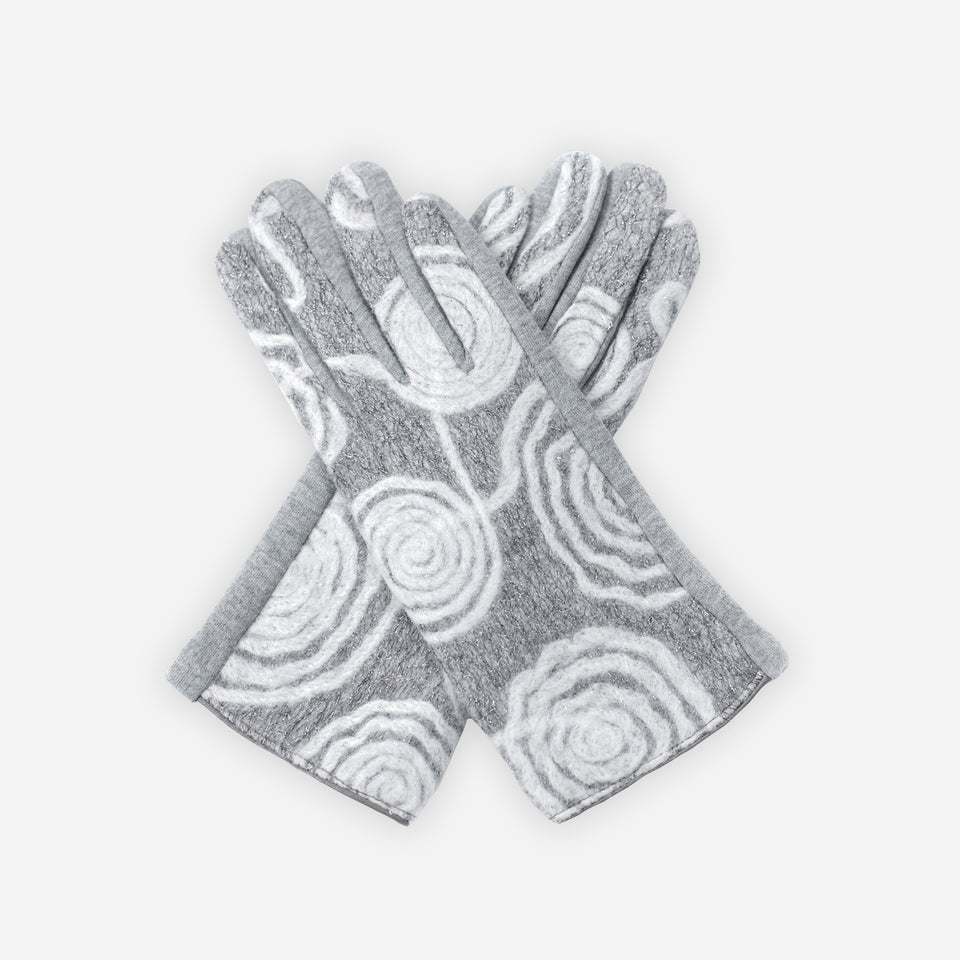 Guantes Ulverstone gris