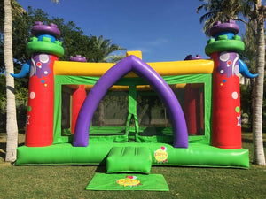 Inflatable/Ordinary Bouncy(6mx4.5m)