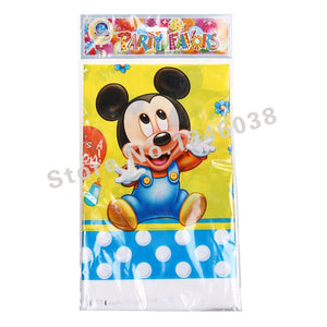 Baby Mickey Tablecover