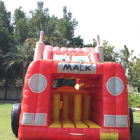 Inflatable/Obstacle Truck (14mx3.6mx5m)