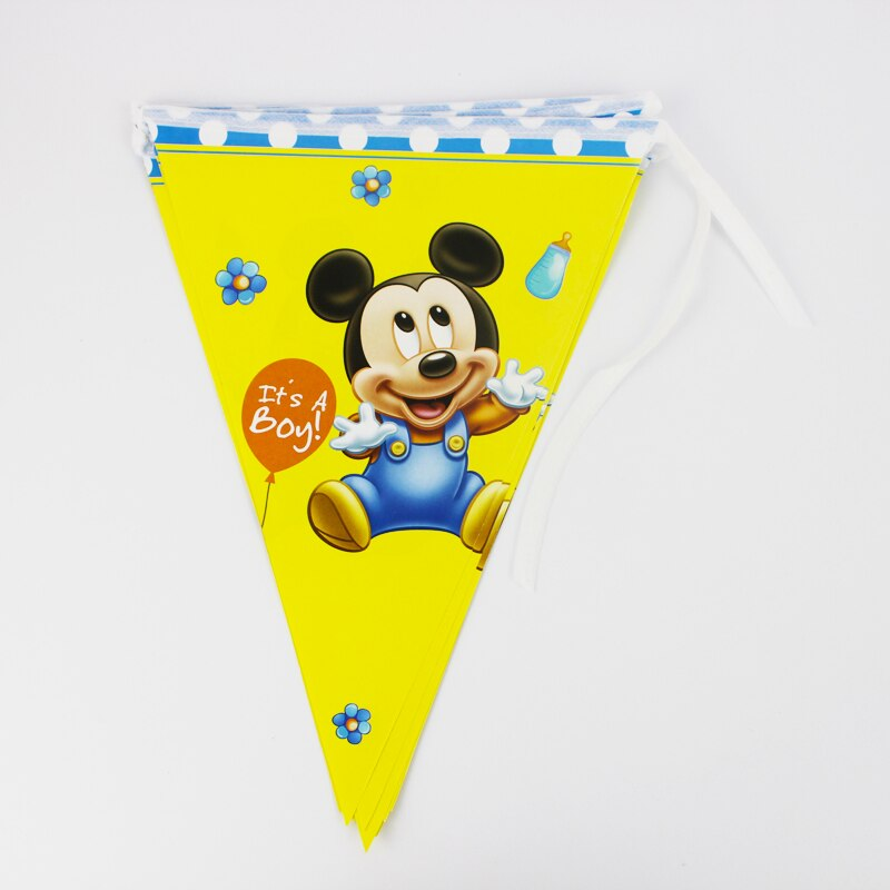 Baby Mickey Banner