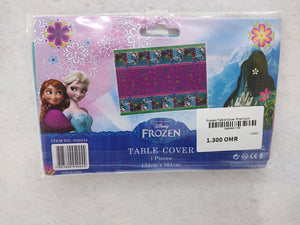 Frozen Table Cover Premium