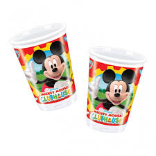 Mickey Mouse Cups Deluxe