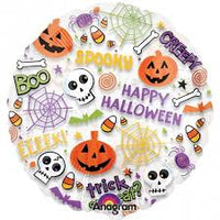 Halloween Foil Balloon 18""