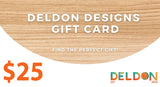 Deldon Designs Gift Card