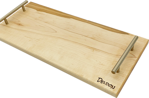 Maple Charcuterie Board with Handles
