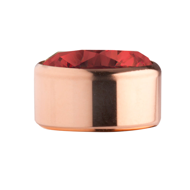China Red | Rose Gold 8mm