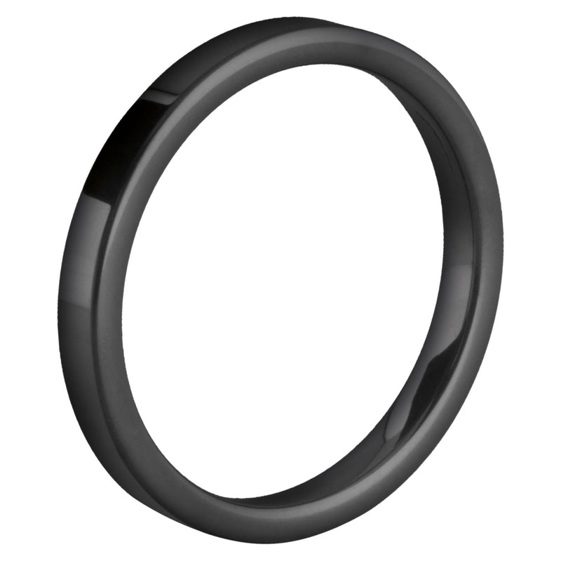 Ceramic Side Ring | Black