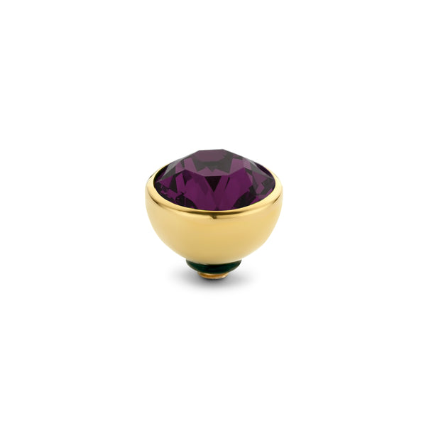 TILLY | Aubergine | Gold