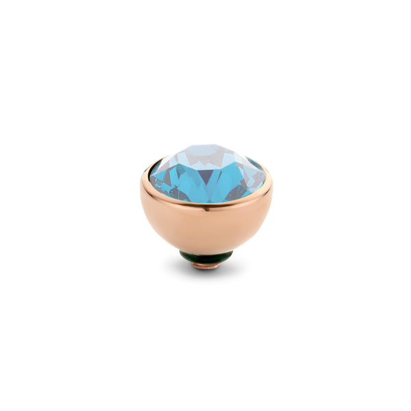 TILLY | Aquamarine | Rose Gold