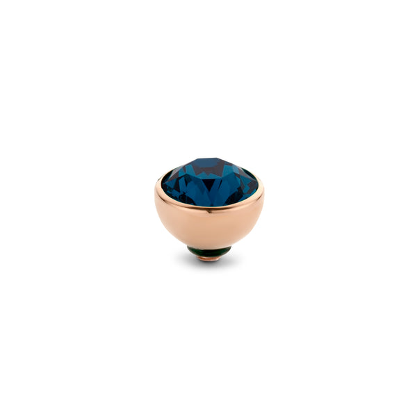 TILLY | Navy Blue | Rose Gold