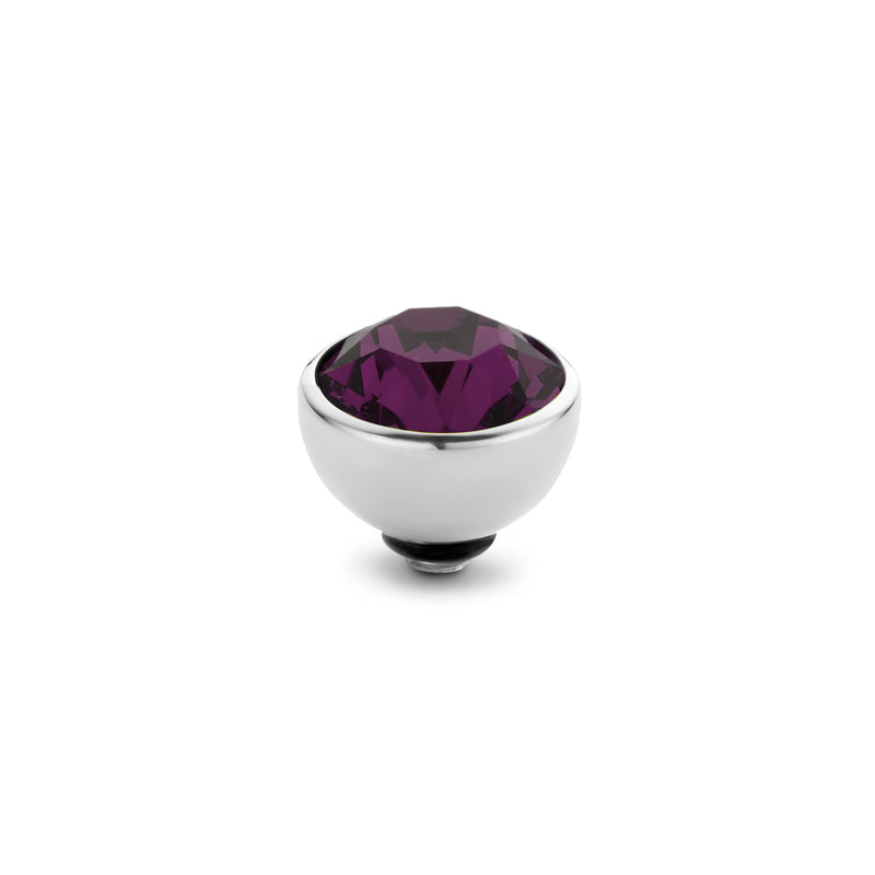 TILLY | Aubergine | Silver