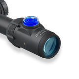 Big Magnification Scopes Discovery HI 8-32X50SF and Illuminated SFIR Long range Shooting with Bubble Level Indicator