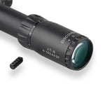 2021 New Discovery Rifle Scope 4-16 6-24 Plus 30MM Tube Shockproof .22LR Side Focus with High Definition Bright Glass