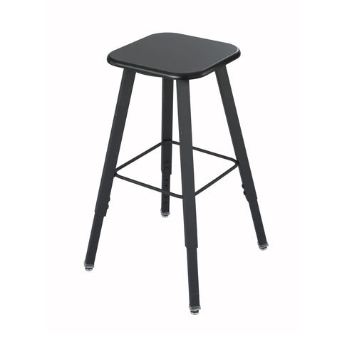 AlphaBetter® Stool, Black