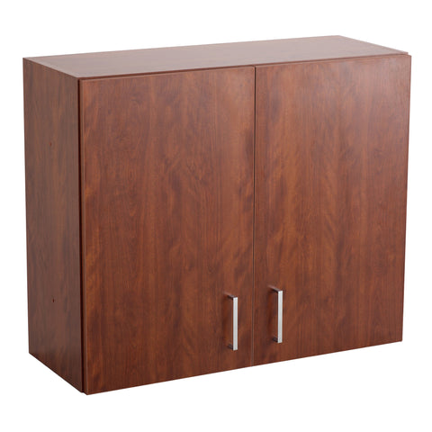 Hospitality Cabinet, Wall Cabinet, Mahogany Door & Side Panels