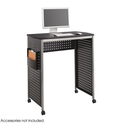 Scoot™ Stand-Up Desk, Black