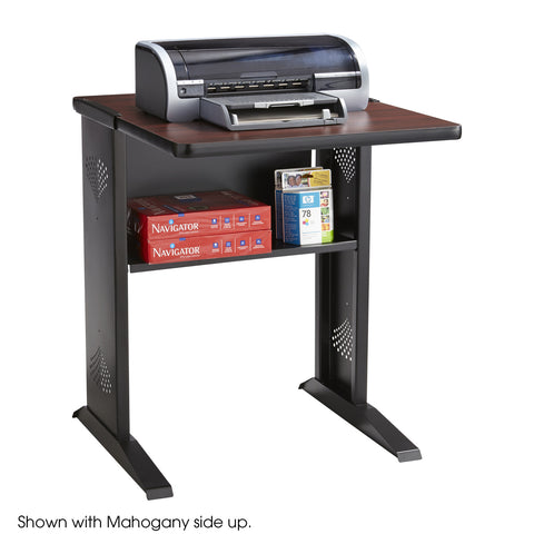 Fax/Printer Stand, Reversible Top