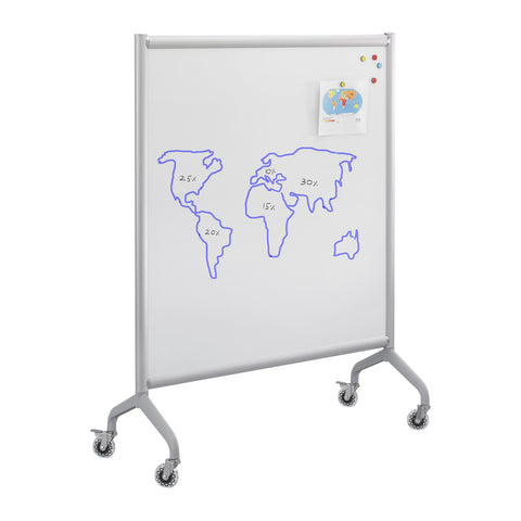 Rumba™ Screen, Whiteboard, 42 x 54""