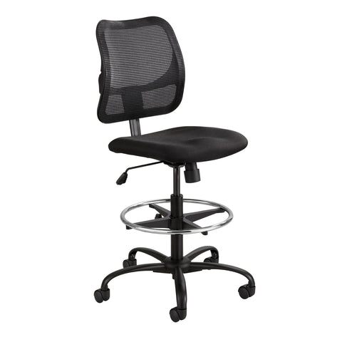 Vue™ Extended-Height Chair, Mesh, Black