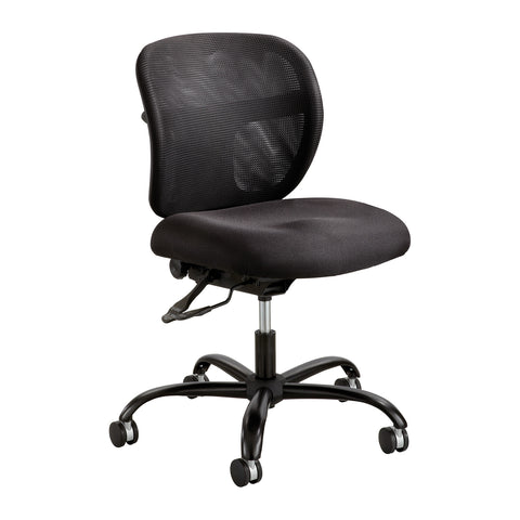 Vue™ Intensive-Use Task Chair, Mesh, Black
