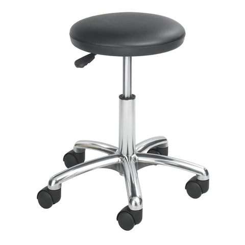 Safco® Economy Lab Stool, Black