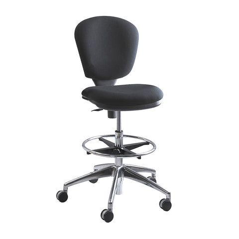 Metro™ Extended-Height Chair, Black