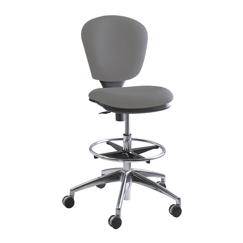 Metro™ Extended-Height Chair, Gray