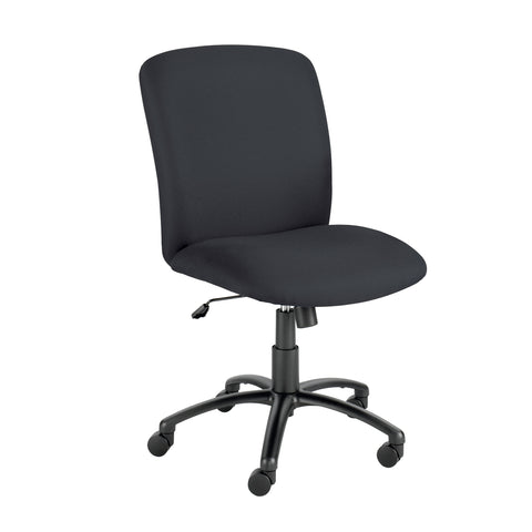Uber™ Big & Tall Task Chair, High Back, Black