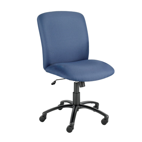 Uber™ Big & Tall Task Chair, High Back, Blue