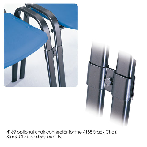 Safco® Stack Chairs, Chair Connector