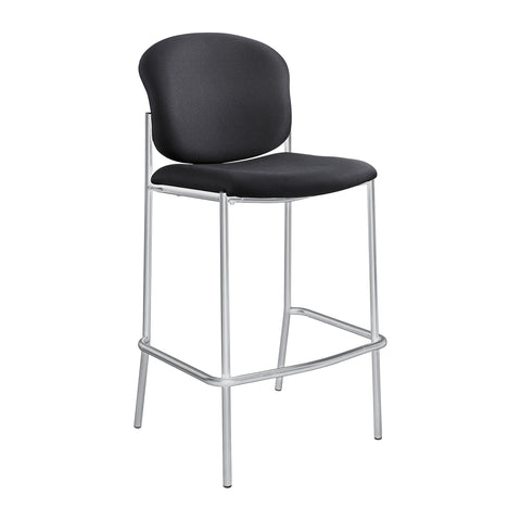 Diaz™ Bistro-Height Chair, Black