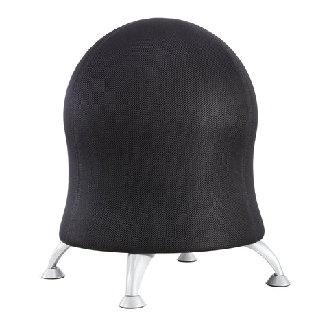 Zenergy™ Ball Chair, Black