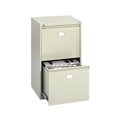 Vertical File Cabinet, 2 Drawer