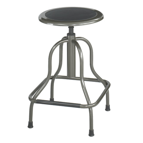 Diesel Stool, High Base without Back, Steel