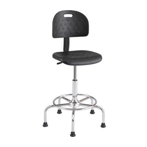 WorkFit™ Economy Industrial Chair, Black